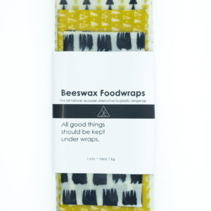 Beeswax Foodwraps - Variety Pack