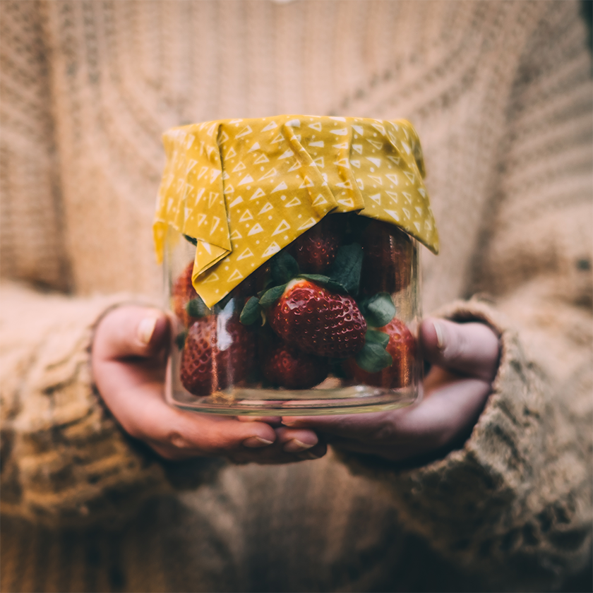 Beeswax Foodwraps, Reusable Produce Bags & Other Food Storage Solutions