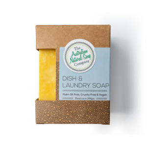 The ANSC Dish & Laundry Soap