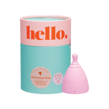 Hello Cup - Large - Contents