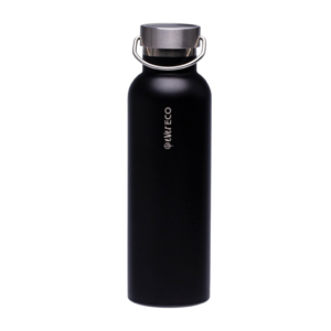 EVER ECO 750mL Insulated Drink Bottle - Onyx