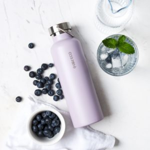 EVER ECO 750mL Insulated Drink Bottle - Byron Bay